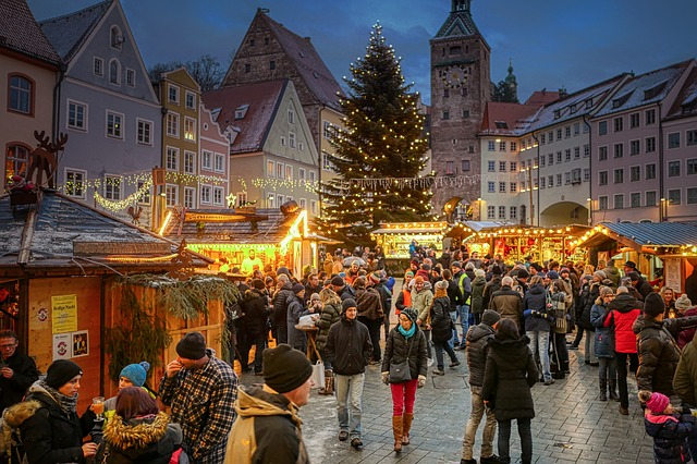 Christmas markets need to be protected by government against terrorist attack